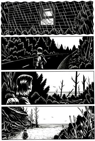 Black hole (Charles Burns)