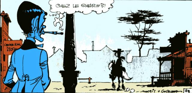 Lucky Luke : Calamity Jane (3)
