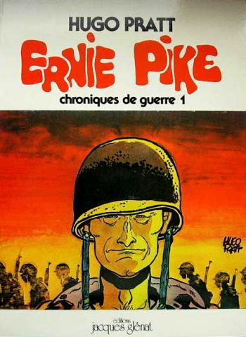 Ernie Pike (couverture)